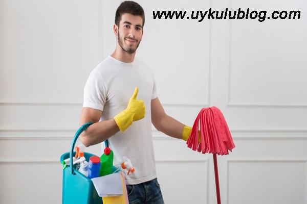 ev işlerini spora çevirme, spor yapar gibi ev işi yapma, ev işlerini spor havasında yapma